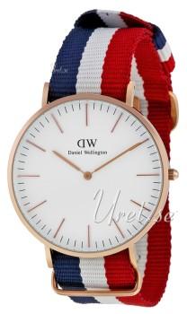 Kto nosi zegarki Daniela Wellingtona?