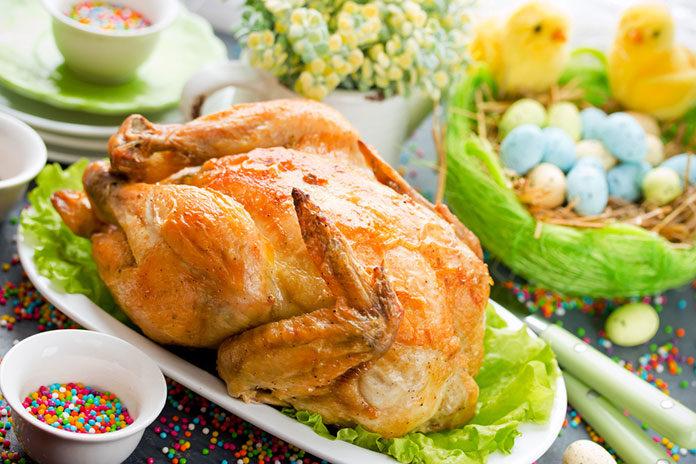 Mięsne potrawy na wielkanocny stół