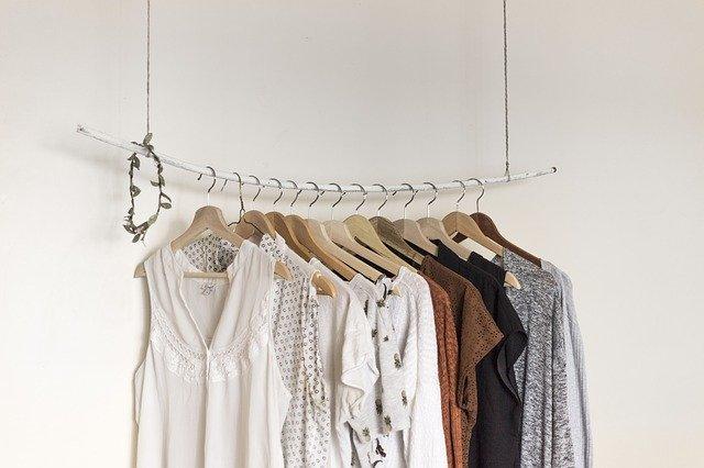 Elektryzujące się ubrania